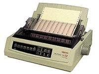 Oki MicroLine 390 Turbo n Printer, dot-matrix