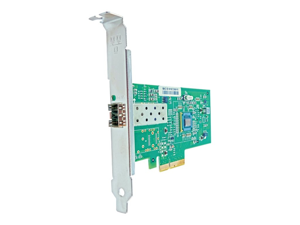 Axiom 1-Port 1Gbs SFP PCIe x4 NIC