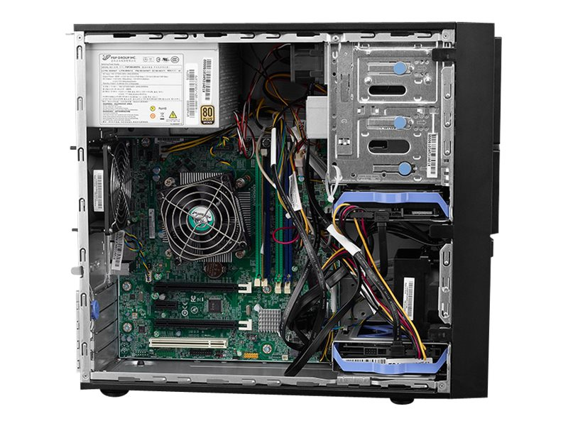 Lenovo TopSeller ThinkServer TS140 Intel 3.2GHz Xeon, 70A4001LUX