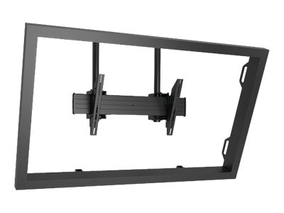 Chief Manufacturing FUSION X-Large Dual Pole Flat Panel Ceiling Mount