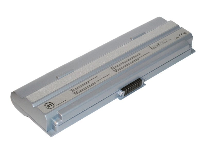 BTI 9-Cell Battery for Sony Vaio TR1 TR2 TR3 PCGA-BP3T, SY-BP3T