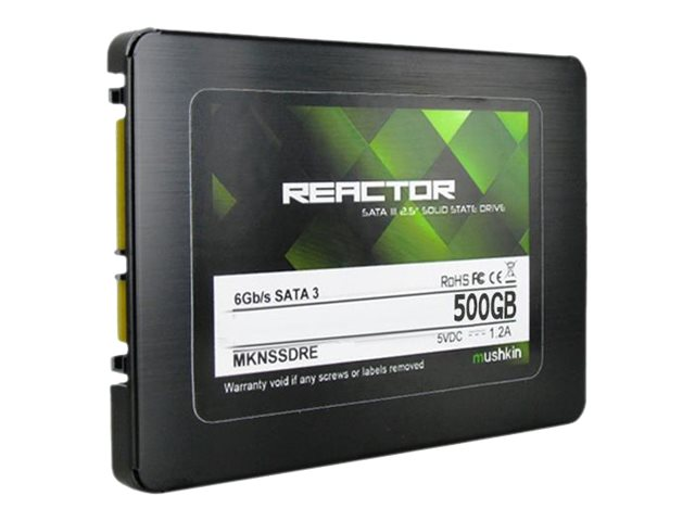 Mushkin 500GB Mushkin Reactor LT Solid State Drive