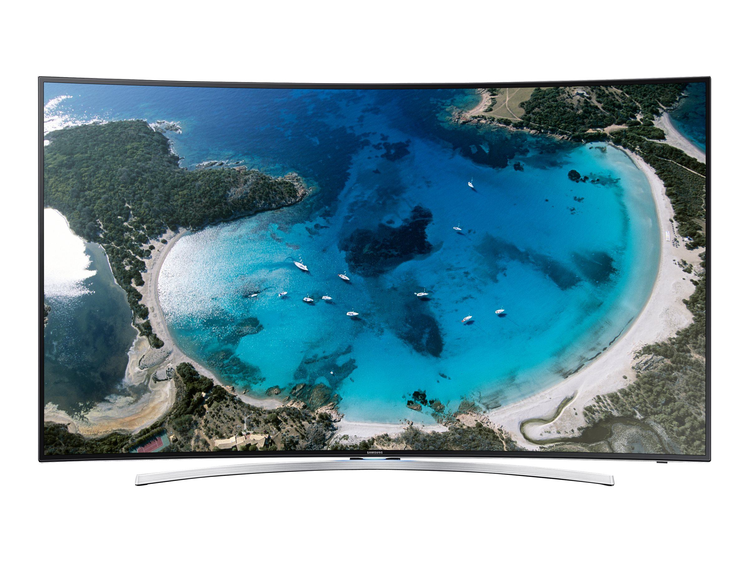 Samsung 55 890 Series Full HD LED-LCD Hospitality TV, Black, HG55NC890VFXZA, 17706827, Televisions - LED-LCD Commercial