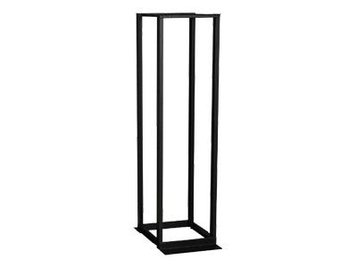 Black Box Freedom Rack Plus with M6 Rails, 84 inches high, RM088A, 6007271, Racks & Cabinets