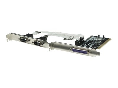 Manhattan Serial Parallel Combo PCI Card