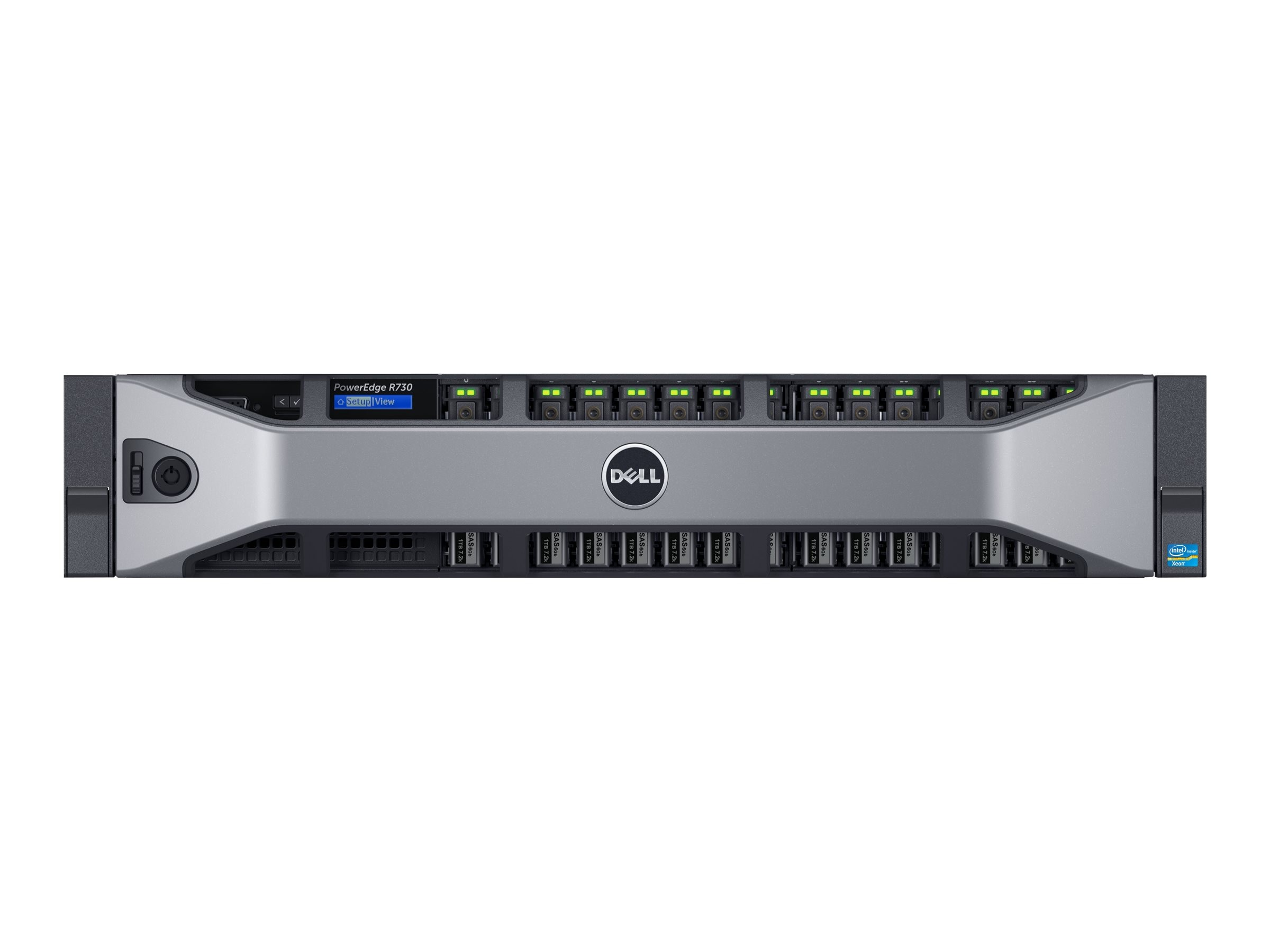 Dell PowerEdge R730 Intel 2.4GHz Xeon, 463-7662