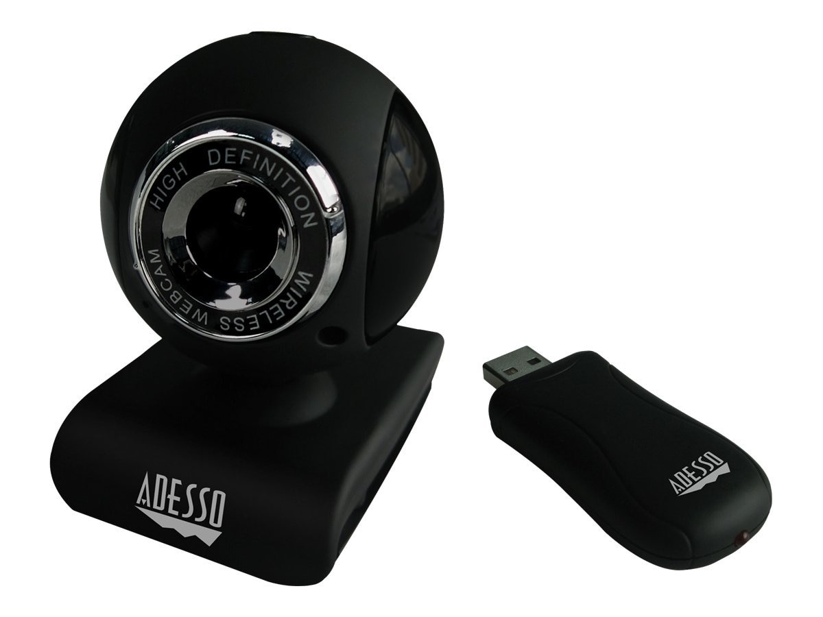 Adesso CyberTrack V10 Webcam with Microsoft Arcsoft