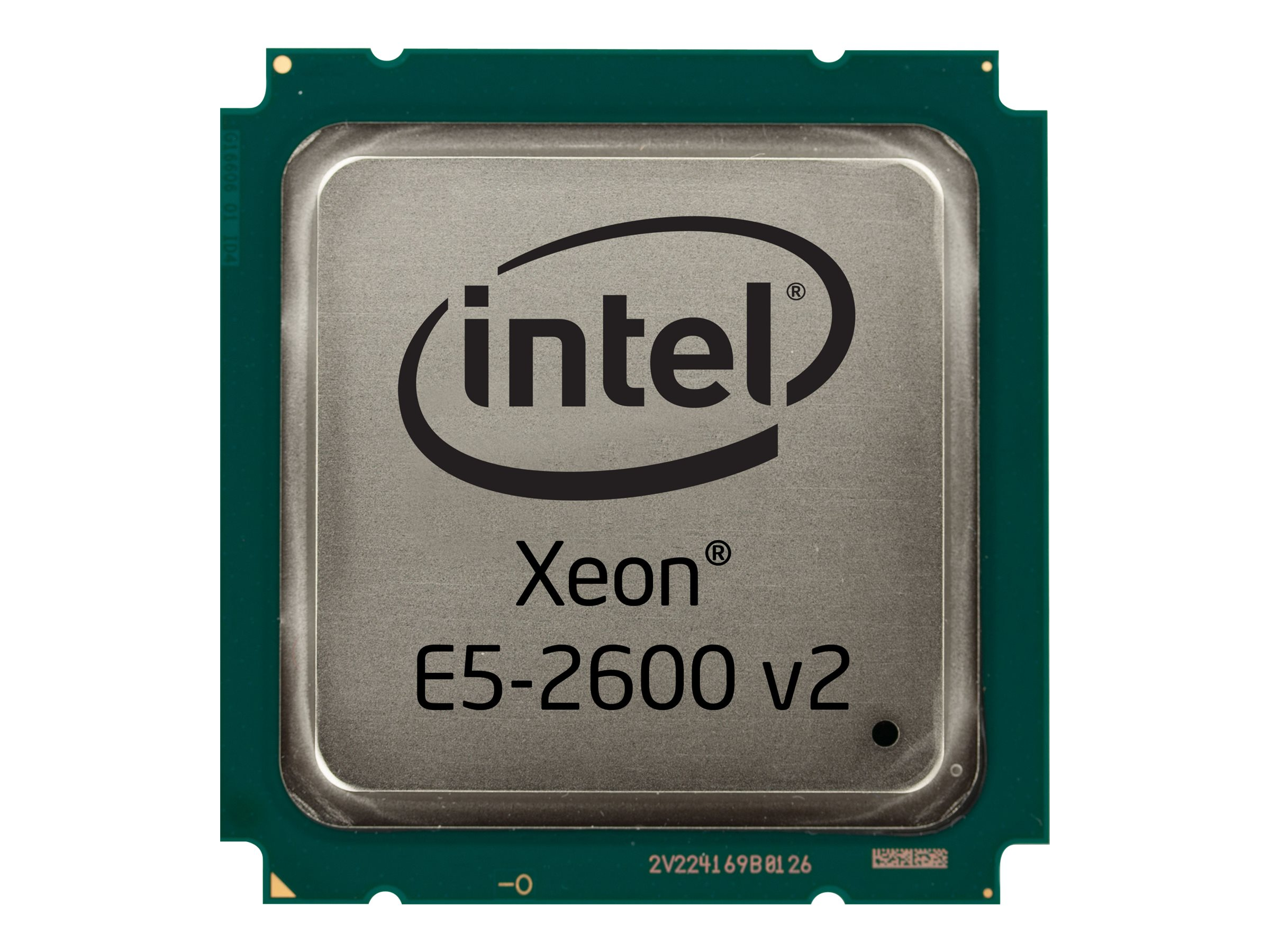 Intel Processor, Xeon QC E5-2609 v2 2.5GHz 10MB 80W, Box, BX80635E52609V2