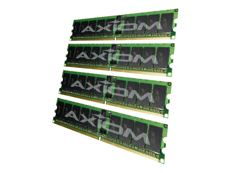 Axiom 32GB PC2-5300 240-pin DDR2 SDRAM DIMM Kit, TAA, AXG16491708/4, 15150925, Memory