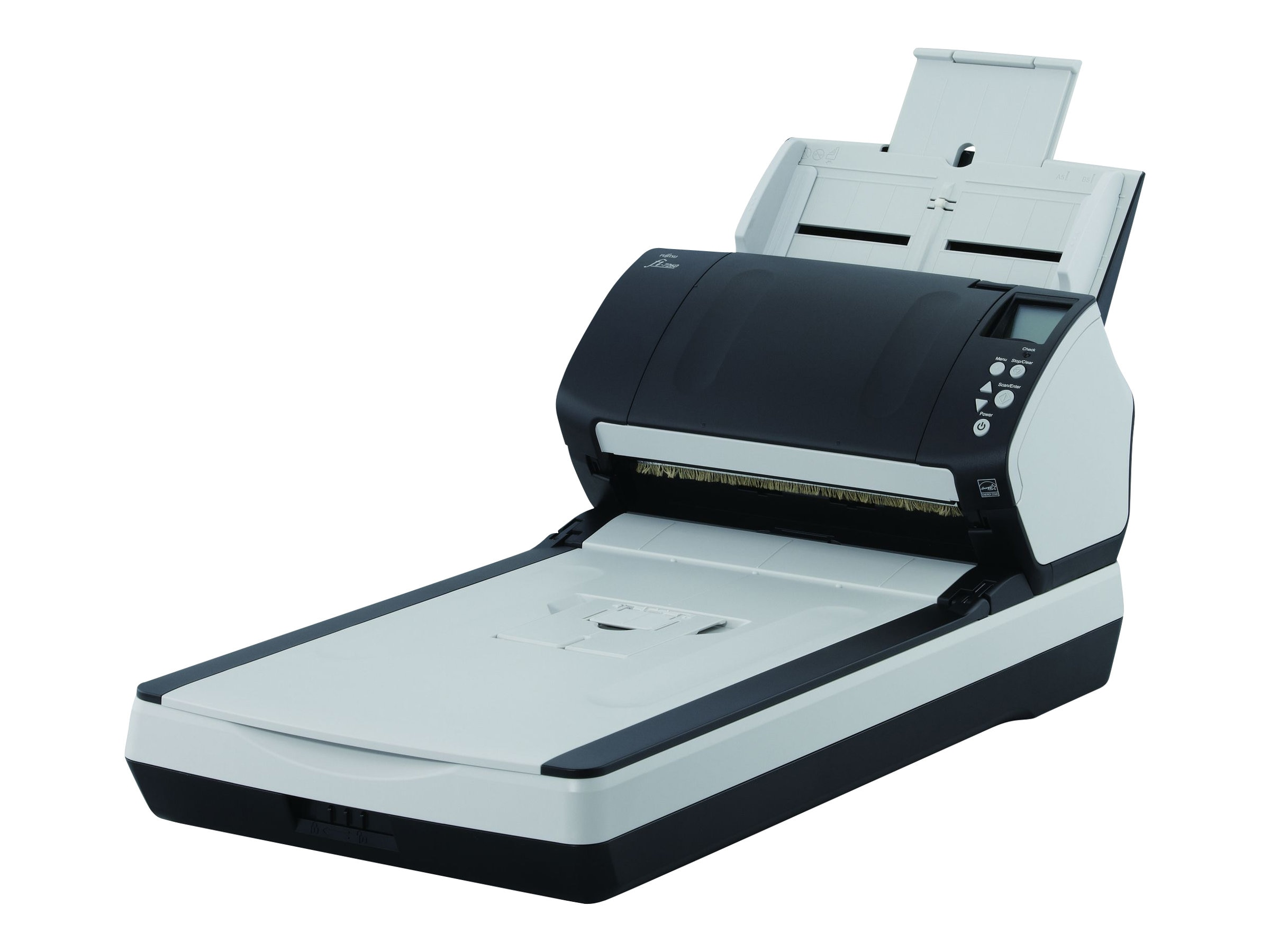 Fujitsu FI-7280 Color Duplex Sheetfed Scanner (replaces fi-6240z), PA03670-B505, 16501002, Scanners