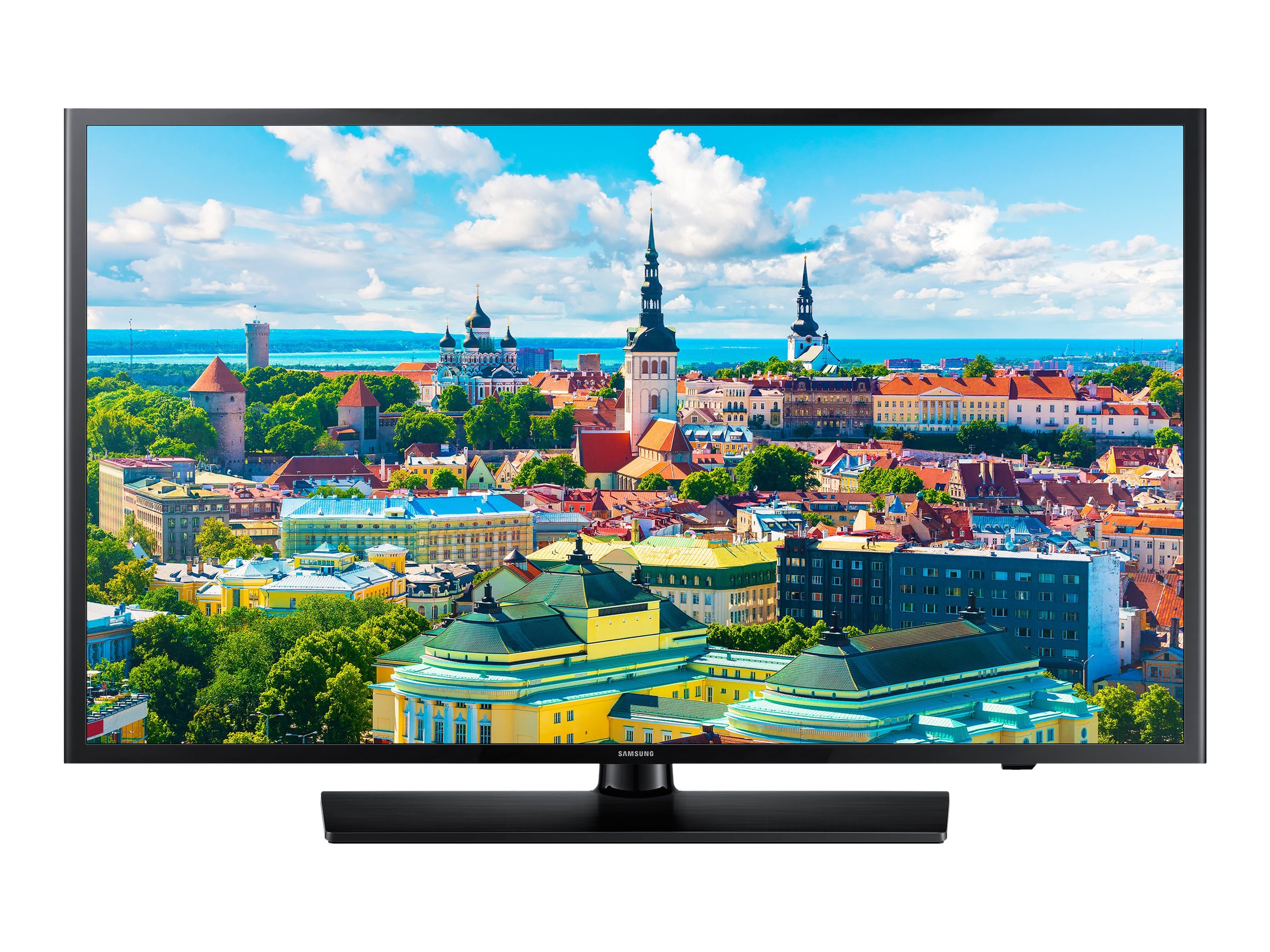 Samsung 40 477 Full HD Series LED-LCD Hospitality TV, Black, HG40ND477SFXZA, 30650194, Televisions - LED-LCD Commercial