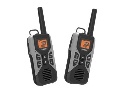 Uniden GMR3050-2C GMRS FRS 30-Mile Radio w  Privacy Codes & Charge Cable, GMR3050-2C