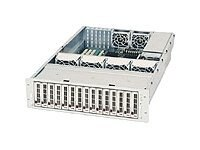 Supermicro Storage Cabinet - 3U - 760W - 15xSTAT, CSE-933T-R760, 6453262, Hard Drive Enclosures - Multiple