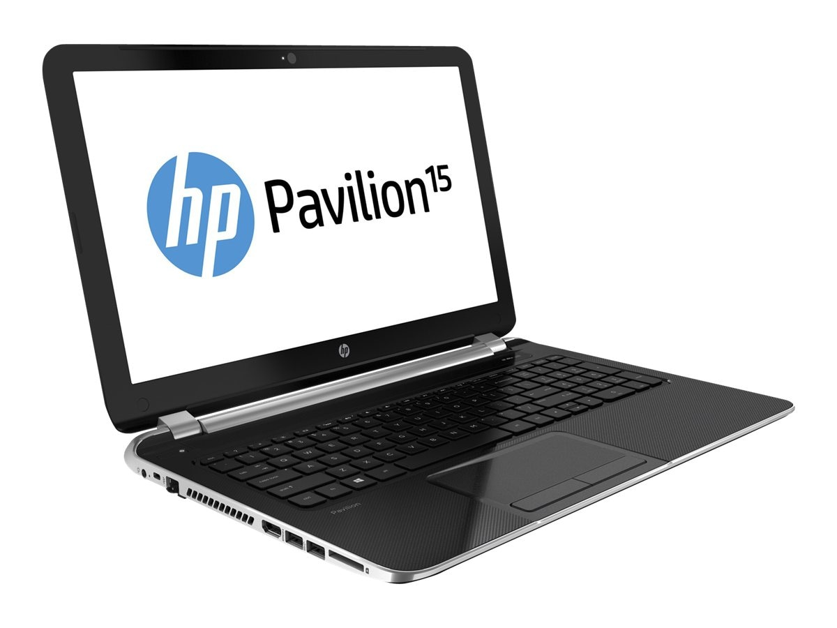 HP Pavilion 15-N064NR : 1.6GHz Core i5 15.6in display, E9G49UA#ABA