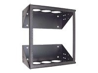 Belkin Wallmount Swing-Away Rack (24 x 18) 19-inch, F4D146, 196615, Racks & Cabinets