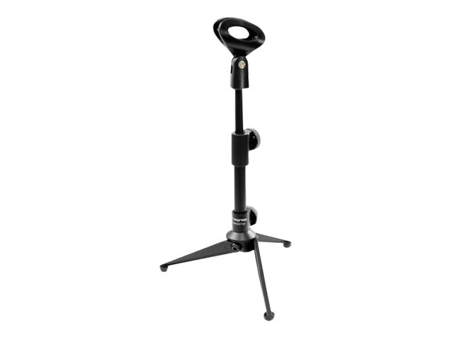Pyle Height Adjustable Desktop Tripod Microphone Stand, PMKSDT26, 16516706, Stands & Mounts - AV