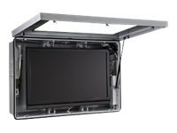 Peerless Enclosure with Cooling Fans for 46-47 Display, FPE47F-S, 12079553, Stands & Mounts - AV