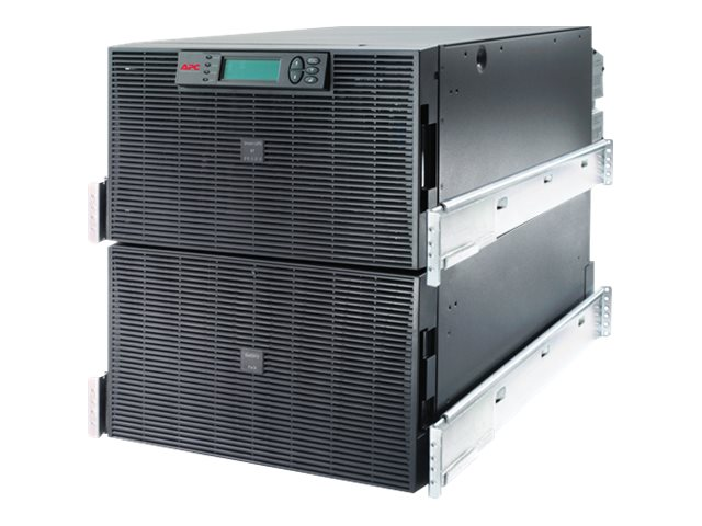 Open Box APC Smart UPS RT 20kVA 16kW, 12U RM, 208V Input Output, (7) Outlets, SURT20KRMXLT