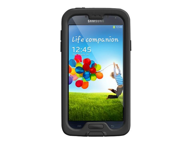 Lifeproof fre Case for Samsung GS24, Black, 1802-01, 18622748, Carrying Cases - Phones/PDAs
