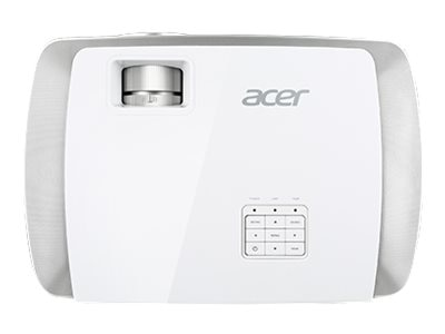 Acer H7550ST Full HD 3D DLP Projector, 3000 Lumens, White, MR.JKY11.00B