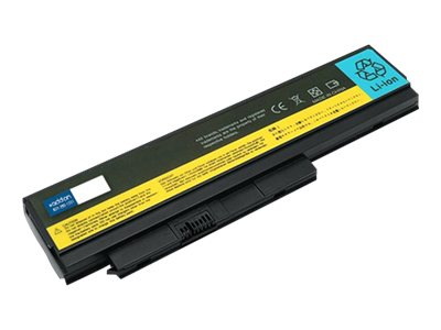 Add On Li-Ion Notebook Battery 10.8V 5200mAh 60Wh 6-cell 29+ for Lenovo, 0A36282-AA, 20660815, Batteries - Notebook