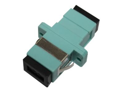 ACP-EP Female SC to Female SC MMF OM3 Simplex Fiber Optic Adapter, ADD-ADPT-SCFSCF3-MS, 17487214, Adapters & Port Converters