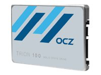 OCZ 480GB Trion 100 Series SATA 6Gb s 2.5 Internal Hard Drive, TRN100-25SAT3-480G, 24285961, Solid State Drives - Internal