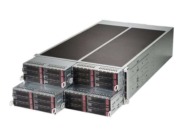 Supermicro X10DRFR-N CSE-F424AS-R1K28BP, SYS-F628R3-RC0B+