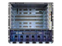 Netgear 8800 Series 6-Slot Chassis Switch, XCM06SKT-10000S, 14414386, Network Switches