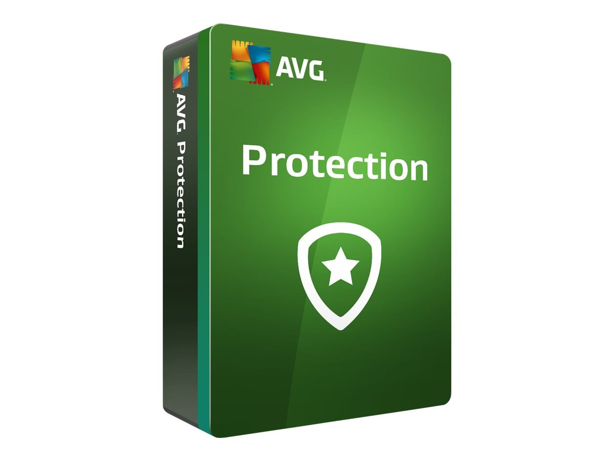 AVG 1-year Protection, PRO16N12EN, 30596845, Software - Antivirus & Endpoint Security
