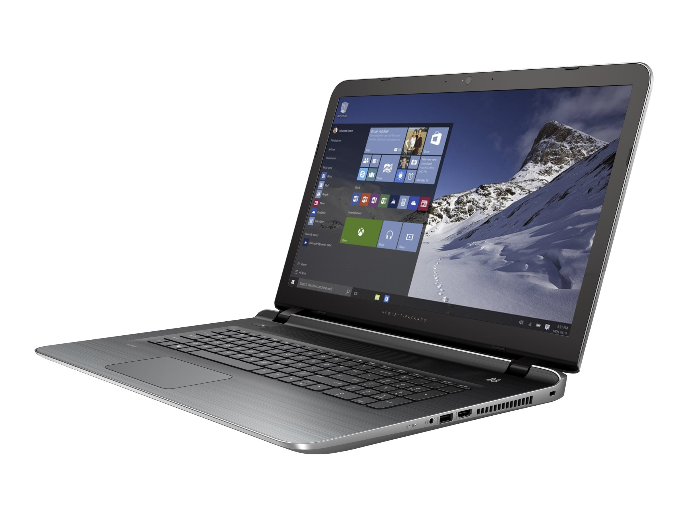 HP Pavilion 17-G140nr Notebook PC