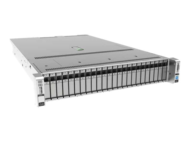 Cisco UCS SP C240 M4SX Adv2 (2x)E5-2650 v4 8x32GB VIC1227
