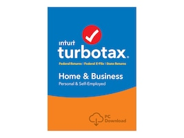 Intuit Turbotax Home & Business  2016, 428967, 33620097, Software - Financial