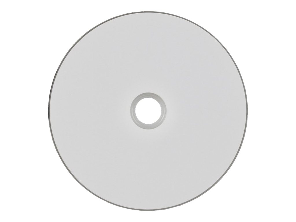 Verbatim 6x 25GB White Hub Inkjet Printable BD-R Disc, 97339, 12016309, Blu-Ray Media