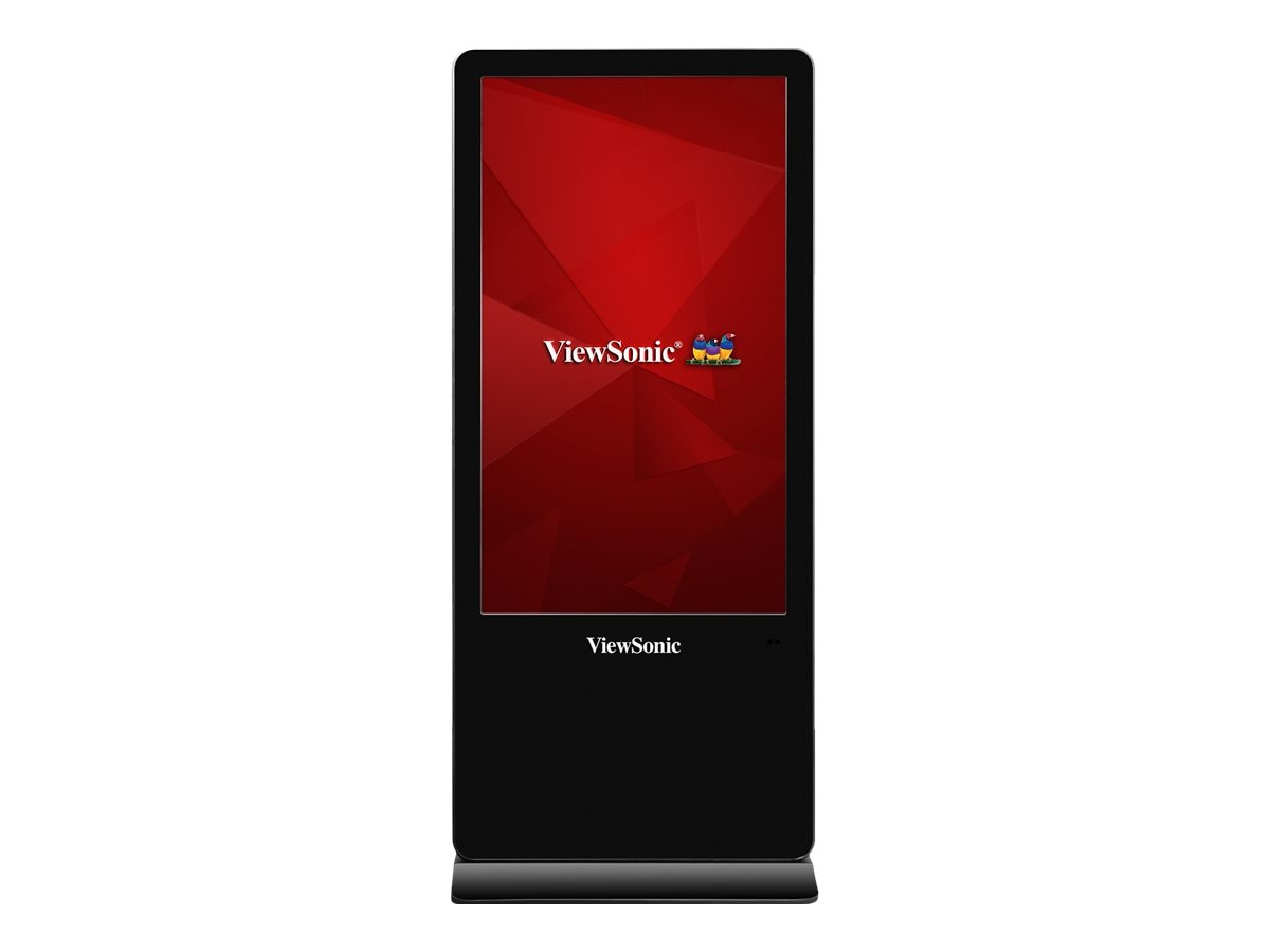 ViewSonic 55 EP5520T All-In-One Touchscreen ePoster Kiosk, EP5520T