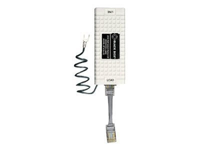 Black Box Power-over-Ethernet Surge Protector, 60V