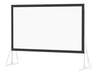 Da-Lite Heavy Duty Fast-Fold Deluxe Projection Screen, Da-Mat, 11'6 x 15', 92092, 18226622, Projector Screens