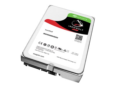 Seagate 2TB IronWolf SATA 6Gb s 3.5 Internal Hard Drive, ST2000VN004