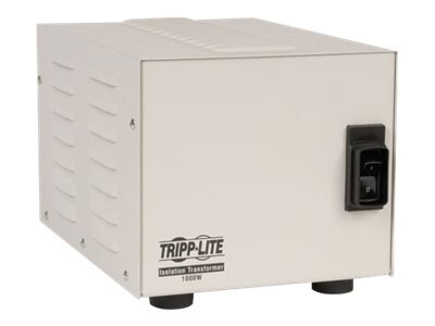 Tripp Lite 1000W Isolation Transformer Hospital Grade (4) Outlet UL2601-1