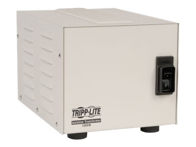 Tripp Lite 1000W Isolation Transformer Hospital Grade (4) Outlet UL2601-1, IS1000HG, 4923144, Line Conditioners