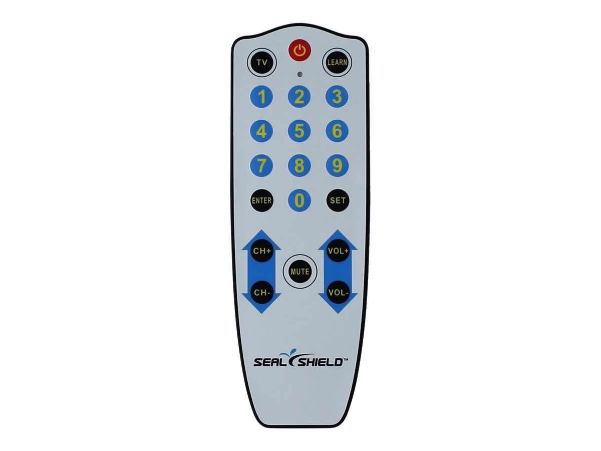 Seal Shield Universal TV Remote Control, STV1, 14966201, Remote Controls - AV