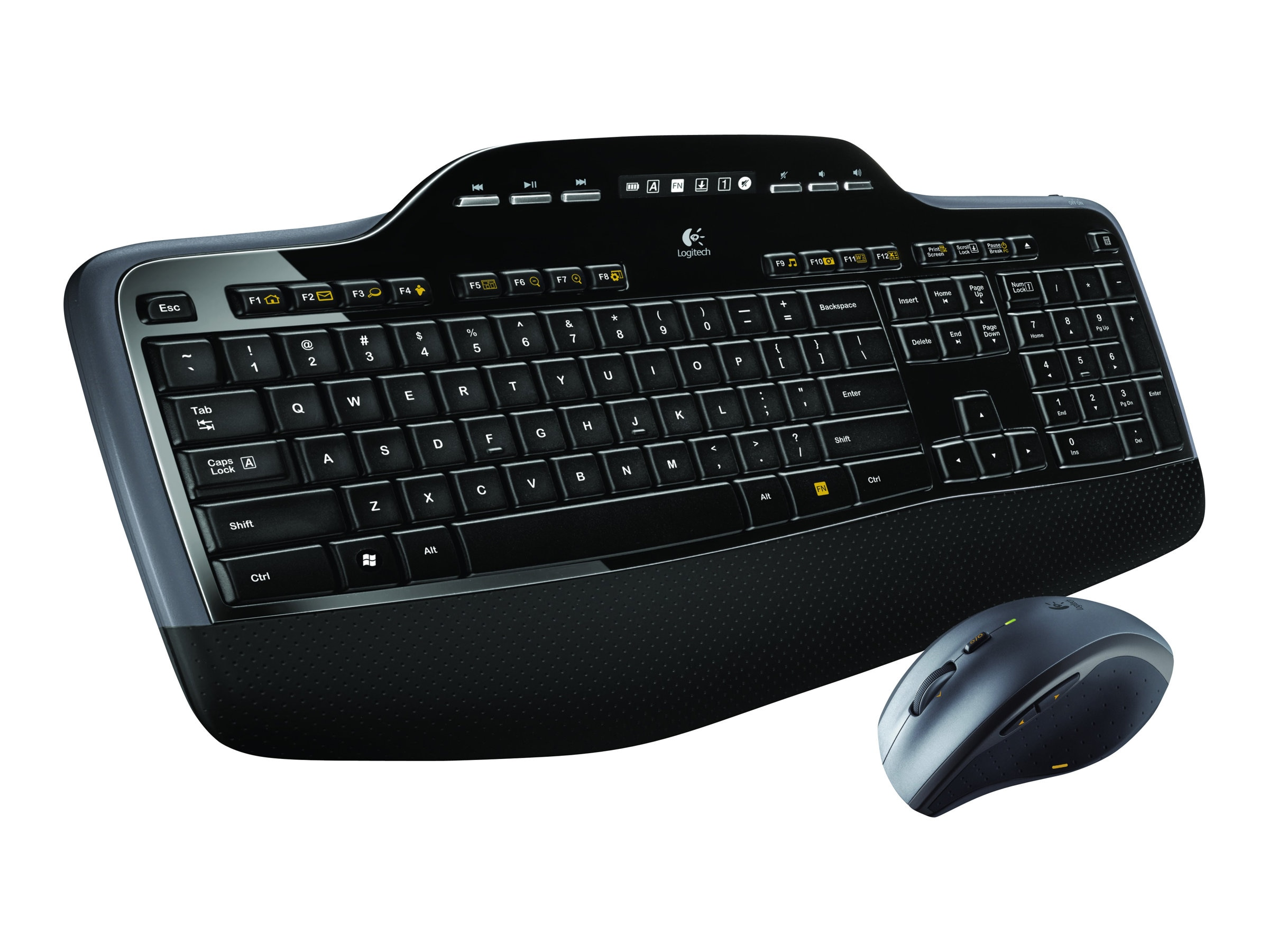 Logitech Wireless Desktop MK710, 920-002416, 11030310, Keyboard/Mouse Combinations