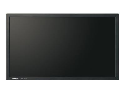 Sharp 32 25-Y325 Full HD LCD Monitor with Built-in Media Player, PN-Y325