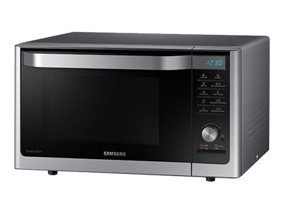 Samsung 1.1 cu. ft Counter Top Convection Microwave with Slim Fry, Stainless Steel