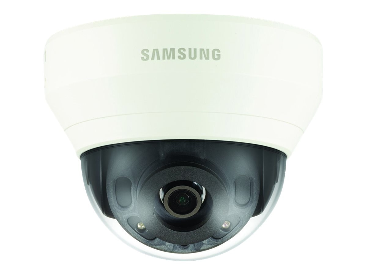 Samsung 2MP Full HD Network IR Dome Camera with 2.8mm Lens
