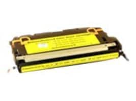 Ereplacements Q6472A Yellow Toner Cartridge for HP LaserJet 3600, Q6472A-ER, 16427033, Toner and Imaging Components
