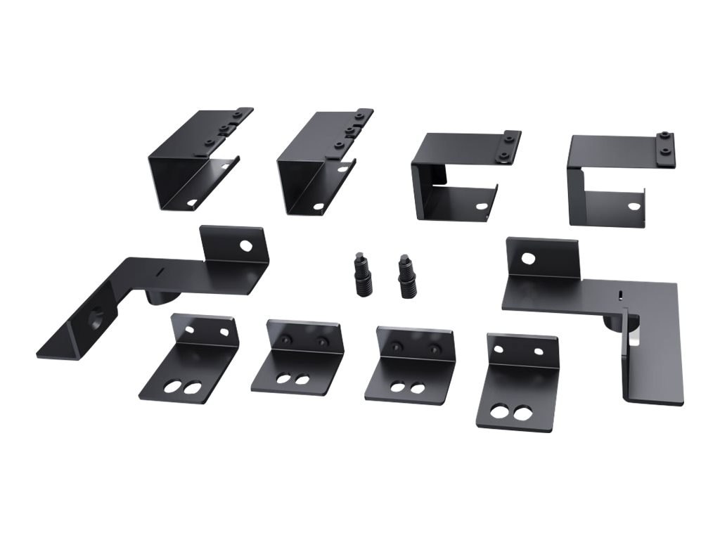 APC Mounting Brackets - Adjustable Mounting Support (Power), ACDC2205, 16003855, Rack Cooling Systems