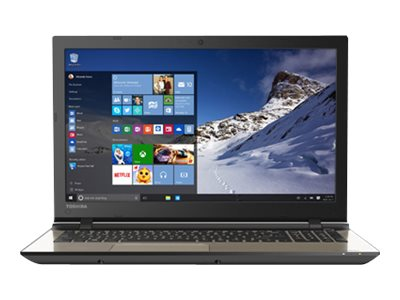 Toshiba Satellite L55D-C5318 AMD A10-8700P 1.8GHz 12GB 1TB DVD SM bgn NIC WC 4C 15.6 HD W10H, PSKXJU-00N015, 30912553, Notebooks