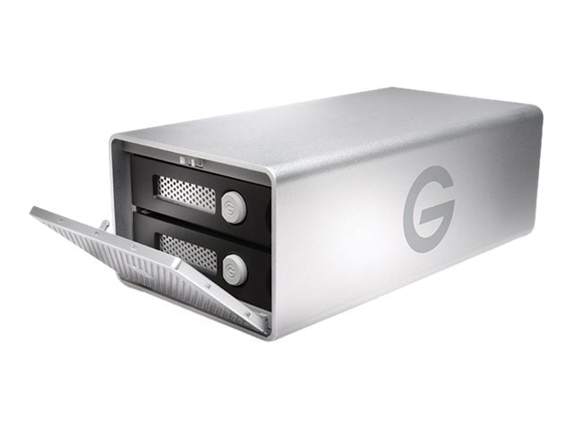 G-Technology 16TB G1 Removable USB Storage - Silver