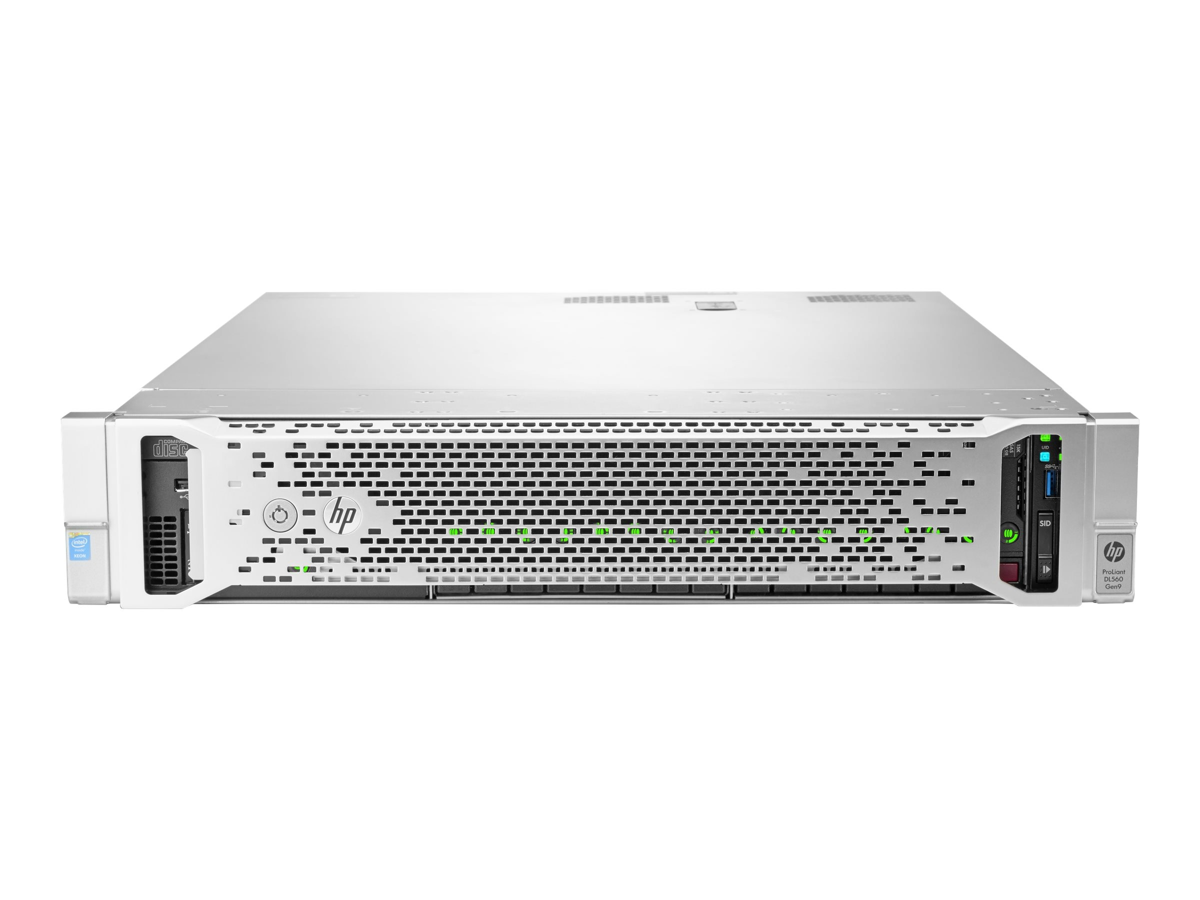 HPE ProLiant DL560 Gen9 Intel 1.7GHz Xeon, 741064-B21